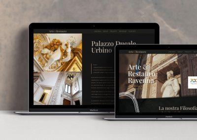 il sito di Arte & Restauro